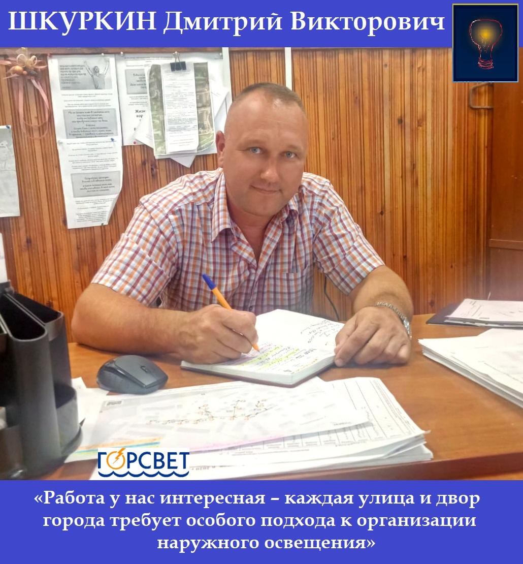 Шкуркин Д.В.